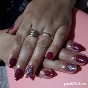 Aplic unghii cu gel  - imagine 4