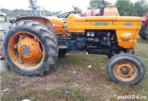 Tractor Fiat 600 - imagine 1