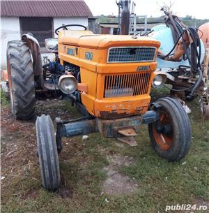 Tractor Fiat 600 - imagine 2