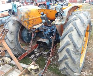 Tractor Fiat 600 - imagine 3