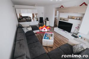 Apartament de vanzare in Sibiu-3 camere-mobilat si utilat- etaj 2 - imagine 2