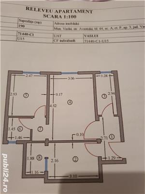 VAND/SCHIMB Apartament 3 camere, central, renovat in totalitate!! - imagine 3