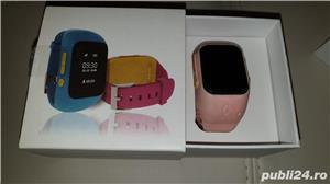 Vand ceas monitorizare copii cu GPS - imagine 1