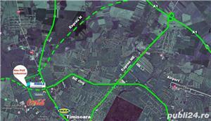 Vand 5440 mp intravilan pentru hala Calea Aradului Timisoara   - imagine 1