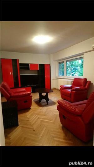 Apartament 3 camere Modern, Decomandat, Parc Floreasca - Metrou Aurel Vlaicu, bloc stradal - imagine 1