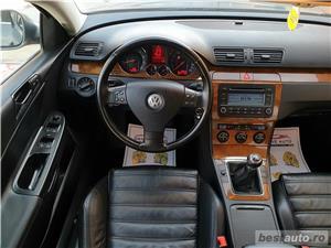 Vw Passat,GARANTIE 3 LUNI,BUY BACK ,RATE FIXE,motor 2000 Cmc,150 cp,Piele,6+1 trepte. - imagine 7