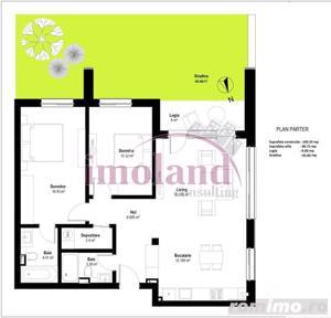 Apartament - 3 camere - inchiriere - Pipera - imagine 19