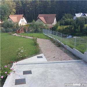 Teren 6900mp + Vila 400mp, mobilata si utilata, zona buna, Suceava - imagine 8