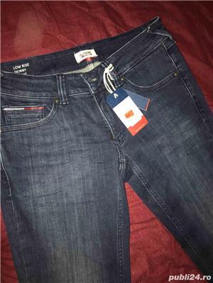 Jeans dama Tommy - imagine 2
