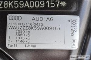Audi A4 an:2008=avans 0 % rate fixe=aprobarea creditului in 2 ore=autohaus vindem si in rate - imagine 18