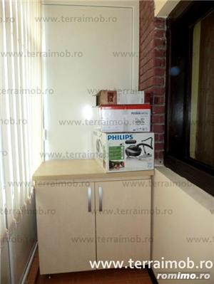 Vanzare apartament 2 camere complet mobilat in Targoviste-zona piata 1 Mai - imagine 10
