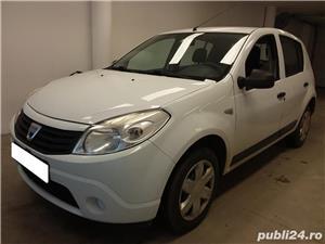 Dacia Sandero 1.2 benzina , 2009 - imagine 1
