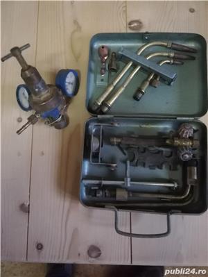 Tub, Pistol de taiere sudura, Reductor CO2 - imagine 2