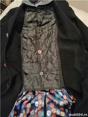 Palton Desigual bărbați, mărimea 48. - imagine 3