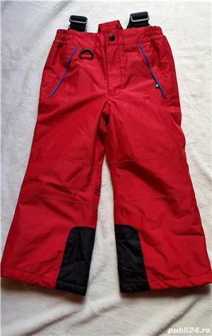 Vând pantaloni de ski noi,  măr 98/104 - imagine 1