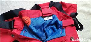Vând pantaloni de ski noi,  măr 98/104 - imagine 2