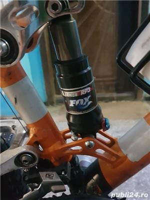 Bicicleta MTB full shimano full suspension - imagine 3