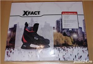 Vand patine gheata X-Fact hockey Pro - marimea  41 - imagine 4