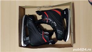 Vand patine gheata X-Fact hockey Pro - marimea  41 - imagine 5