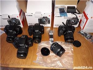Camera foto Canon EOS 2000 D - imagine 2