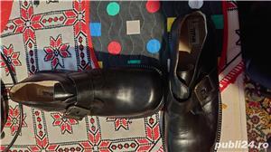Vand pantofi piele - imagine 1