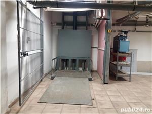 Vand depozit la demisol, 250 mp , lift marfa - imagine 9
