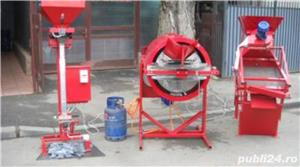 Selector seminte pe granulatie 1000 kg/h - imagine 1