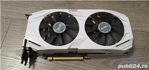 Placa video ASUS GeForce GTX 1070 DUAL OC 8GB GDDR5 256-bit - imagine 1
