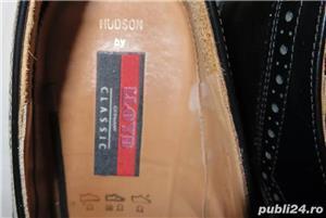 Pantofi piele exterior/interior Lloyd Classic by Hudson marimea 43 - imagine 2