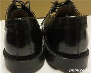 Pantofi piele exterior/interior Lloyd Classic by Hudson marimea 43 - imagine 4