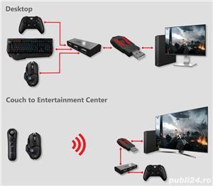 XIM APEX - Adaptor Mouse si Tastatura pentru console XBOX 360 XBOX ONE PS3 PS4 - imagine 1