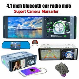 Auto Radio Player MP5 Ecran 4.1 Inch Cu IR Si Comenzi Pe Volan - 9 - imagine 2