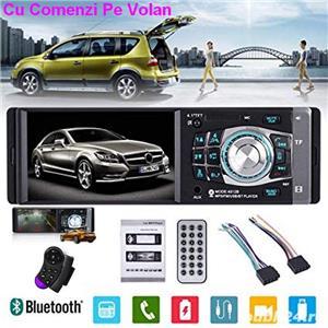 Auto Radio Player MP5 Ecran 4.1 Inch Cu IR Si Comenzi Pe Volan - 9 - imagine 1