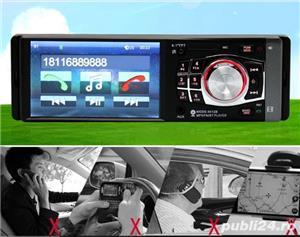 Auto Radio Player MP5 Ecran 4.1 Inch Cu IR Si Comenzi Pe Volan - 9 - imagine 5