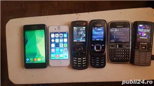 telefon nokia e72 iphone 4 samsung =100 % functionale - imagine 1