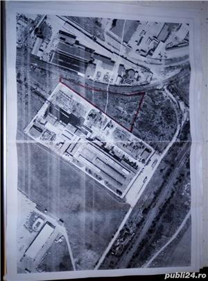 Vand teren pe strada Uzinelor - imagine 2