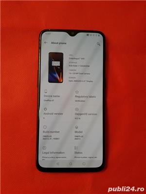 Oneplus 6T  , 128 GB,  8 GB RAM  - imagine 2
