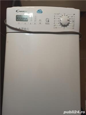 Masina de spalat Candy CTS 372L-S verticala - imagine 2