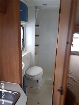 Ford Transit autocaravana autorulota camper - imagine 9