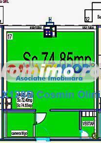 Inchiriere spatiu comercial Piata Crangasi 24 mp - imagine 7