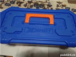 Cartușe Xshot, Nerf - 200 buc la cutie - imagine 1