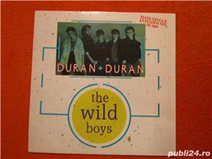 vinil Duran Duran ‎-The Wild Boys- Maxi-Single Extended Mix - imagine 1