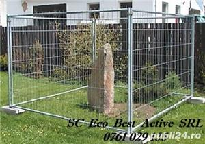 Inchirieri Garduri Mobile - Panou Mare (3,5x2m) - Corbeanca, Ilfov - imagine 5