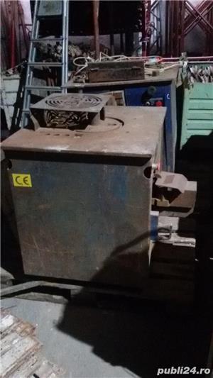 Circulara cu apa pentru caramida, popi, schela metalica , panouri Doka - imagine 5