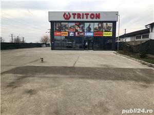 SHOW ROOM,HALE,TEREN industrial zona DE 574 - imagine 3