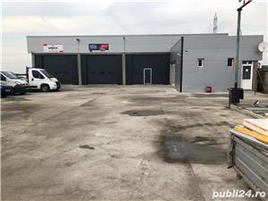 SHOW ROOM,HALE,TEREN industrial zona DE 574 - imagine 4