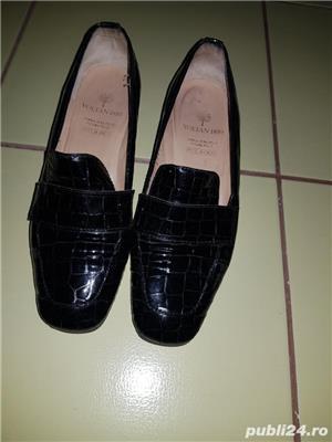 Pantofi de piele - imagine 2