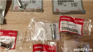 Prezoane roti OEM Honda Jazz Civic Accord Insight CR-V HR-V prezon roata janta jante geanta genti - imagine 3