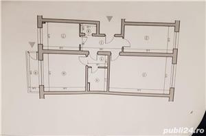 Apartament 3 camere decomandat - Podu Ros - imagine 10