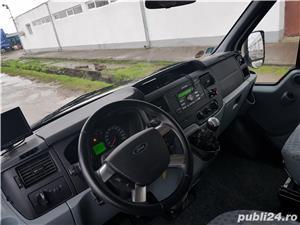 Ford Transit autocaravana autorulota camper - imagine 3